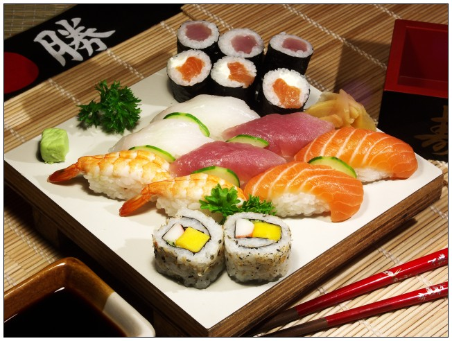 sushi restaurant ney york Gastronomie New York
