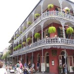 Kaffeehaus im French Quarter in New Orleans