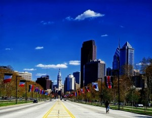 Franklin Parkway - sehenswert in Philadelphia