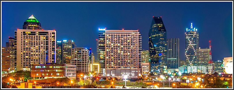 Downtown Dallas