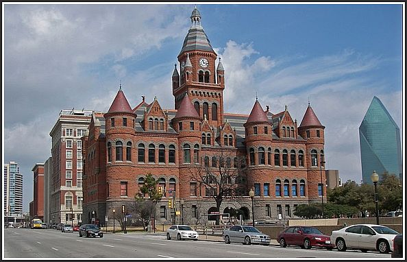 County Courthouse Dallas